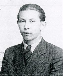 Wilhelm (Willi) Gugig, ca. 1947.