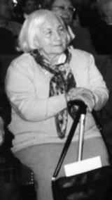 Anna Redlinger, 2001.